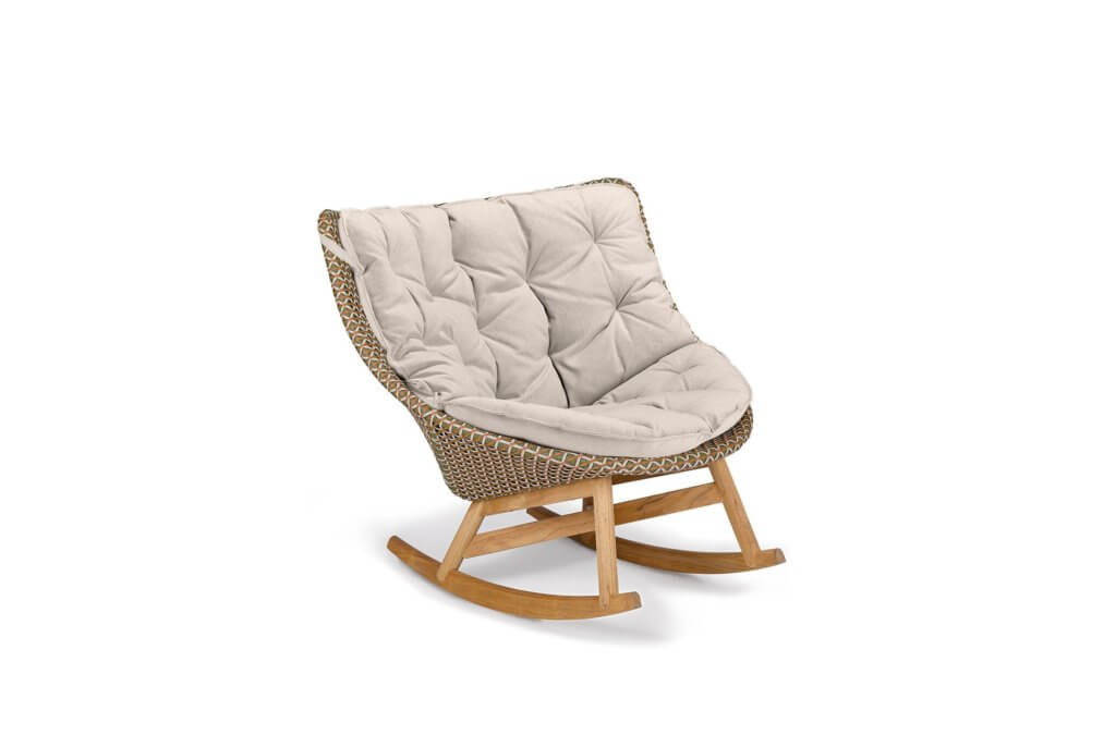 Dedon Mbrace Rocking Chair Clima Home